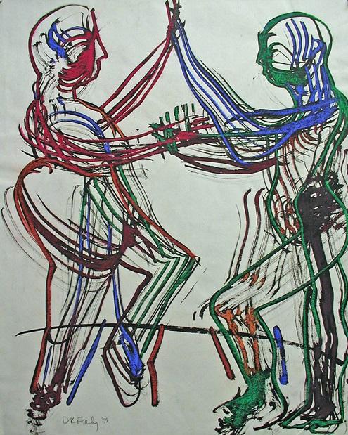 Catalog of David Fraley Drawings